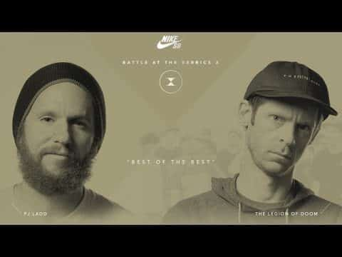 BATB X | PJ Ladd vs. The Legion of Doom - Round 1 - The Berrics