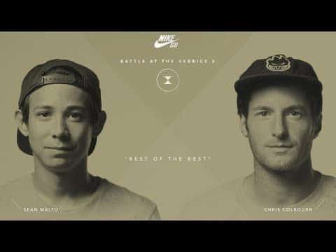 BATB X | Sean Malto vs. Chris Colbourn - Round 2 - The Berrics