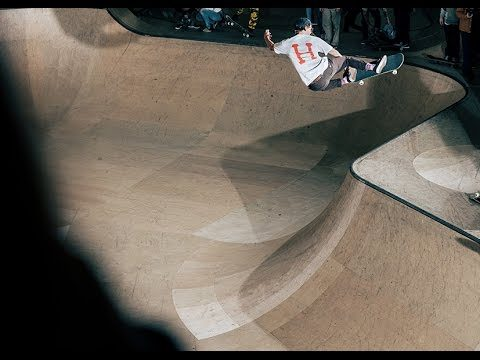 Battle of Hastings 2017 - Source skatepark - Sidewalk Mag
