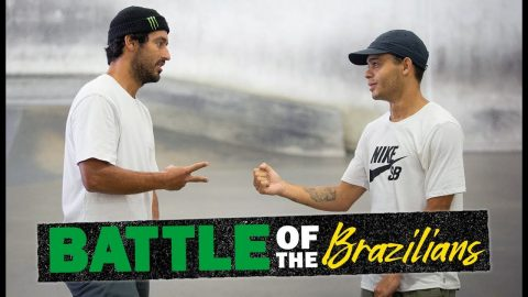 Battle Of The Brazilians - Kelvin Hoefler vs Lucas Rabelo | The Berrics