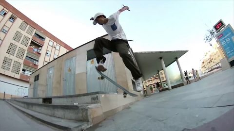 BDSKATECO: The X video.BD New Blood part | BDskateCo