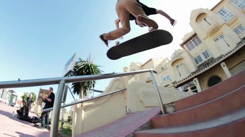 BDSKATECO: The X video: David Gallego part | BDskateCo