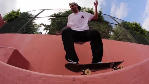 BDSKATECO: The X video: Fran Rodriguez part | BDskateCo