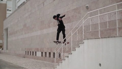 BDSKATECO: The X video. Portuguese Connection | BDskateCo