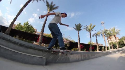 BDSKATECO: The X video. Sergio Sanchez part | BDskateCo
