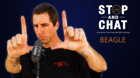 Beagle - Stop And Chat | The Nine Club With Chris Roberts | The Nine Club