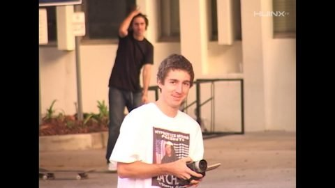 BEAGLE Tapes: Episode 74 - Bryan Herman 360 Kickflip Wilshire 15 Stair | HIJINX Net