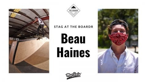 Beau Haines in Stag at The Boardr Presented by Marinela | TheBoardr