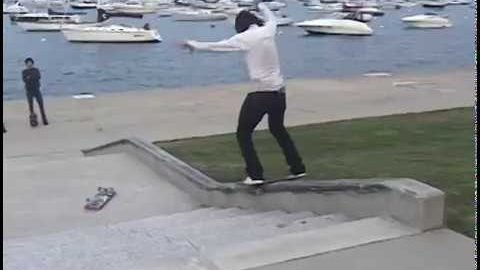Beautiful Breakdown Bonus edit 88 shoes tour goofs 2003 | Corey Duffel
