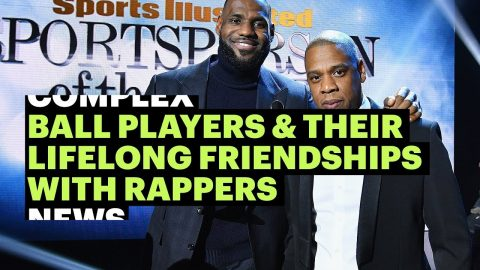 Before The Fame: Ball Players & Their Near Lifelong Friendships with Rappers | Complex News
