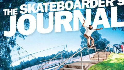 BEHIND THE COVER: Issue #31 Nick Boserio | The Skateboarder's Journal
