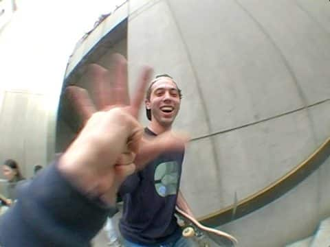 Behind The Hammer! - Gnarly Nollie Tail - DickJones