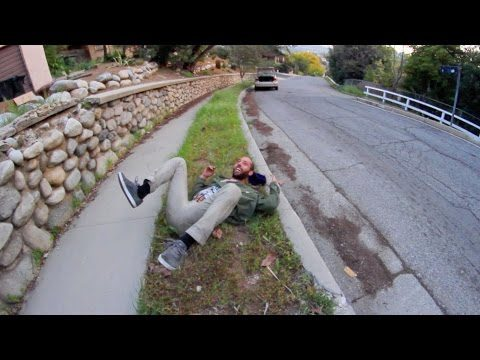 Behind The Hammer! - Huge Hydrant Gap - DickJones