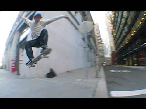 Behind The Hammer! - Huge Varial Heelflip - DickJones