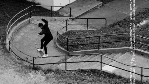 Behind The Photo: Nyjah Huston's 5-0 | By Cameron Strand - The Berrics