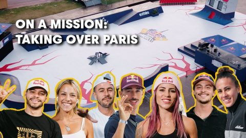 Behind The Scenes: 2021 RED BULL PARIS CONQUEST | Red Bull Skateboarding