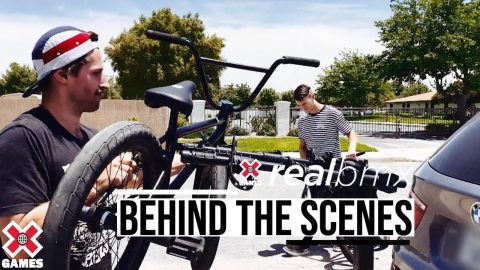 Behind The Scenes: REAL BMX 2020 | World of X Games | X Games