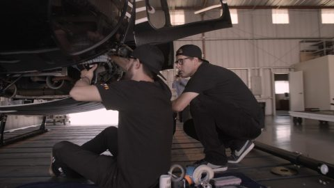 BEHIND THE TECH SHOTOVER F1 | GHOST DIGITAL CINEMA