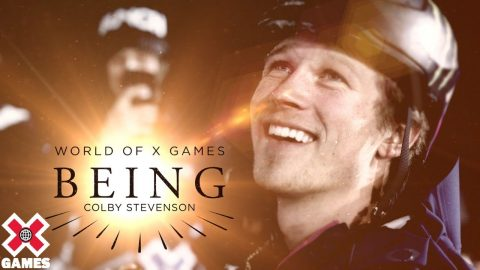 BEING COLBY STEVENSON | World of X Games | X Games