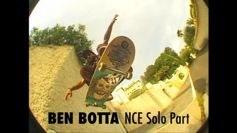 Ben Botta NCE Solo Part | Remi Luciani