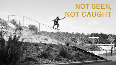 Ben Botta - Not seen, not caught | Remi Luciani