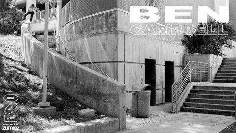 Ben Campbell | Next New Wave - The Berrics