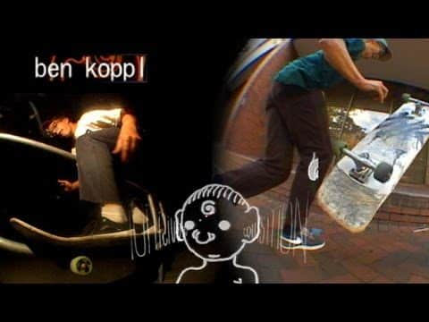 Ben Koppl | Honeymoon - The Berrics