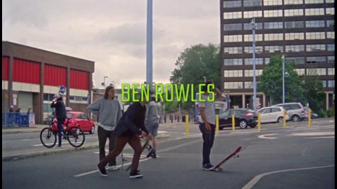Ben Rowles in Cottonopolis | Freeskatemag