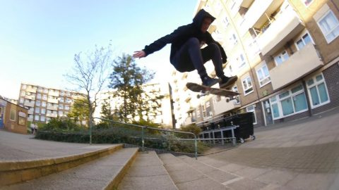 Ben Rowley NTNDSV | Five eyes Skateboarding