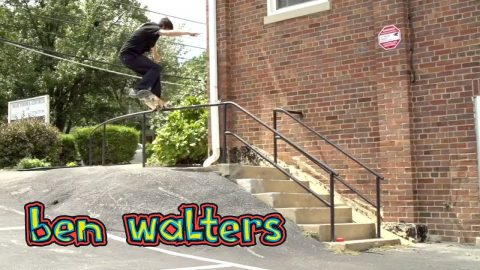 "Ben Walters ""i AM blind"" Part 