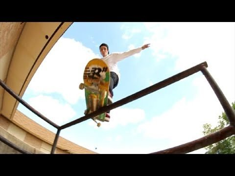 Ben Walters, My Mans and Them 3 Part - TransWorld SKATEboarding