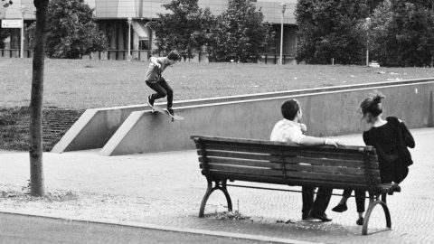 Berlin 2011 by Jacob Harris with Tom Knox & friends | Grey Skate Mag