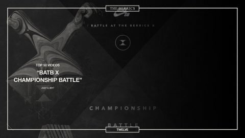 Berrics Top 50: 12 | BATBX - Chris Joslin Wins - The Berrics