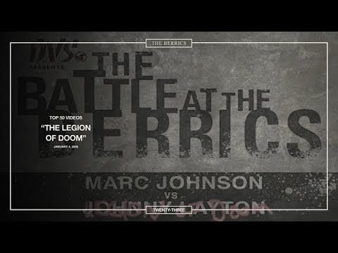 Berrics Top 50: 23 | The Legion of Doom - The Berrics