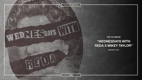 Berrics Top 50: 5 | First Wednesdays With Reda - The Berrics