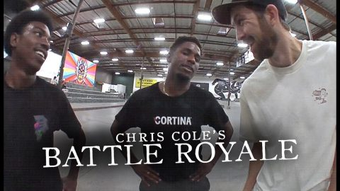 Berronte Ramirez Vs. Aramis Hudson - Battle Royale | The Berrics