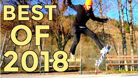 BEST FLAT SKATEBOARD TRICKS 2018! GLOBAL GAME OF SKATE! | Global Game of Skate