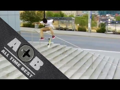 Best Hardflip Of All Time!!! - ATB Ep. 5 - Sean Malto, Luan Oliveira, Bryan Herman - Metro Skateboarding
