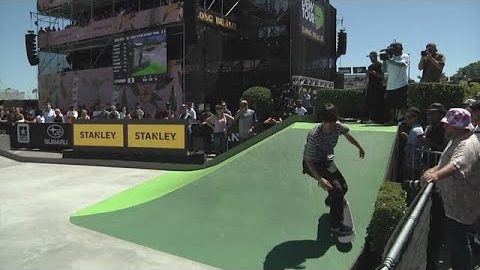 Best of 1st place Pro Street Winner Yuto Horigome | Dew Tour 2018 | Dew Tour