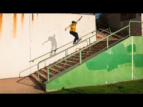Best Of 2016: Kyle Walker - ThrasherMagazine