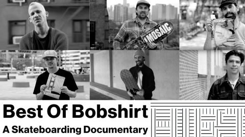 Best of Bobshirt: A Skateboarding Documentary- Trailer - Echoboom Sports