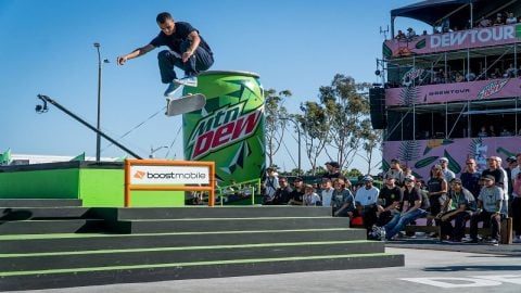 Best of Element Skateboards TransWorld SKATEboarding Team Challenge | Dew Tour 2018 | Dew Tour