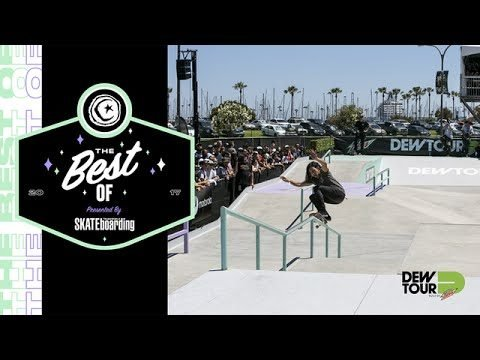 Best of Foundation TransWorld SKATEboarding Team Challenge Dew Tour Long Beach 2017 - Dew Tour