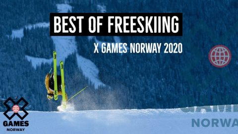 BEST OF FREESKIING | X Games Norway 2020 | X Games