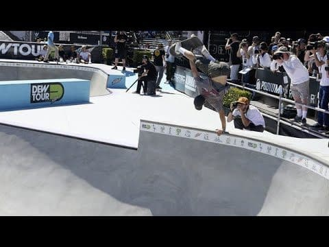 Best of Santa Cruz Dew Tour Long Beach Team Challenge 2017 - Dew Tour