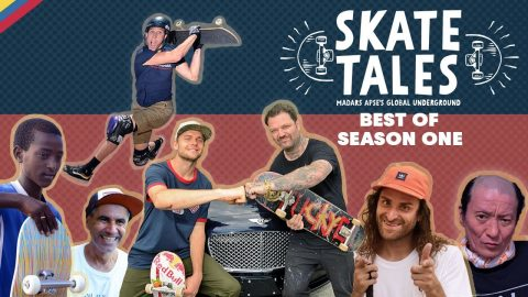 Best Of Season One  |  SKATE TALES | Red Bull Skateboarding