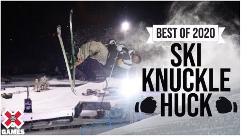 BEST OF SKI KNUCKLE HUCK 2020   World of X Games   X Games
