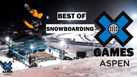 BEST OF SNOWBOARDING | X Games Aspen 2020 | X Games