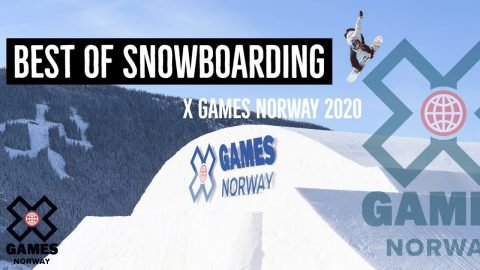 BEST OF SNOWBOARDING | X Games Norway 2020 | X Games