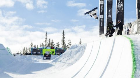 Best of Women's Snowboarding: Toyota Modified Superpipe Finals | Dew Tour Copper 2020 | Dew Tour